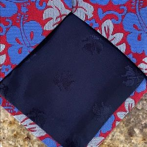 Brooks Brothers Accessories - Brooks Brothers Floral Necktie